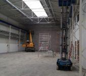 Modernizace opravárenské dílny