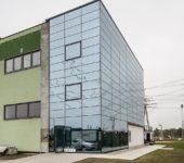 Provozní budova